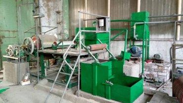 Готовый бизнес, по производству бумаг, новая производство, технология  в Бишкек