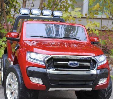 Детский мир - Кыргызстан: Продаю электромобиль ford ranger 4x4 f650 в отличном состоянии, с допо