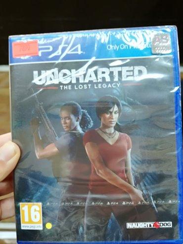 Bakı şəhərində yeni Uncharted