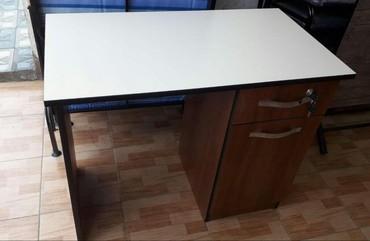 Bakı şəhərində Ofis stolu yenidi 90×45 sm olcu catdirilma pulsuzdu weherdaxili