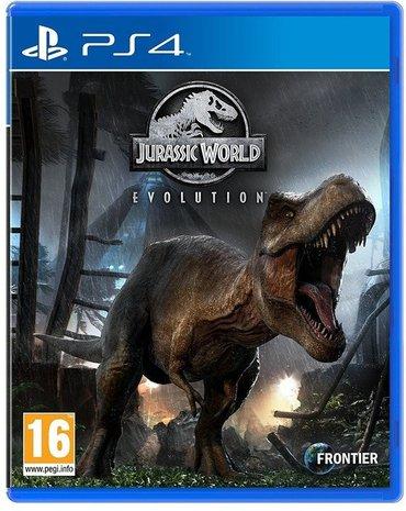 Bakı şəhərində Jurassic world oyunu