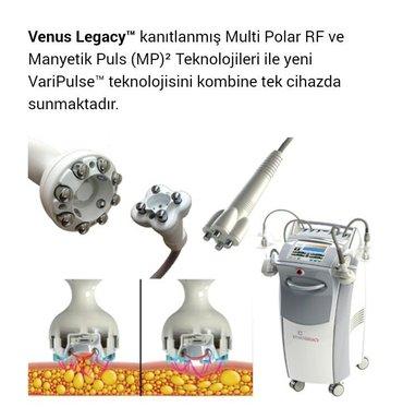 Bakı şəhərində ARIQLAMA APARATI Venus legacy ariqlatma aparati