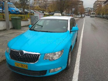 Skoda Superb 2 l. 2009 | 374985 km