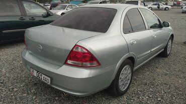 прокатка дисков в бишкеке в Кыргызстан: Nissan Almera Classic 1.6 л. 2006 | 236000 км