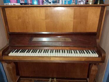 Klaviri, fortepiana | Srbija: Klavir HITNO! Prodajem pianino Rud. Kotik, odlično očuvan, nije našti