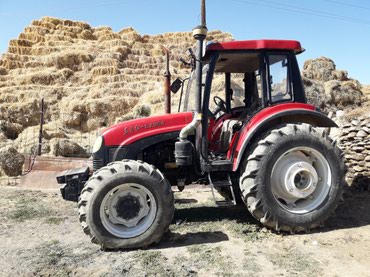 Трактор  YTO-904 состояние хорошее.3000 мото.ч  в Бишкек