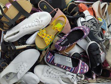 женские куртки в бишкеке в Кыргызстан: Женская и детская обувь весна-лето. Завоз из Германии, отличное