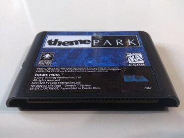 Theme park Sega Mega Drive Genesis