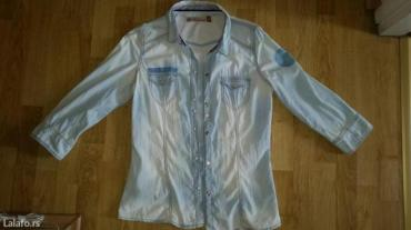 Fishbone teksas košulja (new yorker) kao nova,bez ikakvih - Pancevo