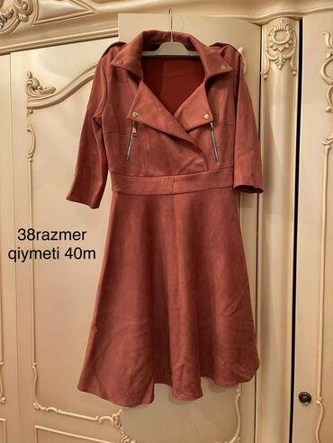 - Azərbaycan: Qadın paltarı 38 razmer
