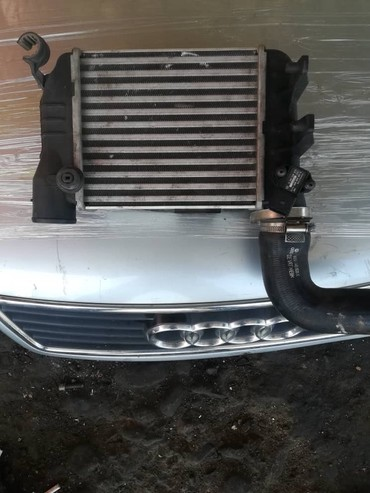 audi rs 7 4 tfsi в Кыргызстан: На Audi A4 интеркулер 18 объём Turbo. Ауди Интеркулер 18 А4. А4