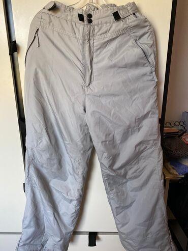 Zenske ski pantalone bele - Srbija: Ski pantalone - skafander veličina 176