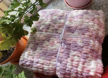 Очеееень мягкие и тёплые плюшевые одеяла  Размер: 1х1
