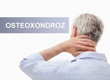 Xidmətlər - Cəlilabad: Osteoxondroz – olduqca çox yayılmış fəqərə sütunu xəstəliyidir