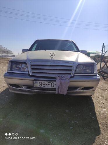 134 elan | NƏQLIYYAT: Mercedes-Benz C 180 1.8 l. 1999 | 473504 km