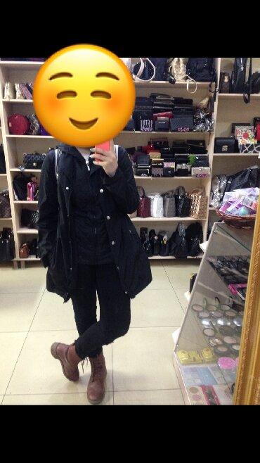 жилетка bershka в Кыргызстан: Женские куртки Постоянная M