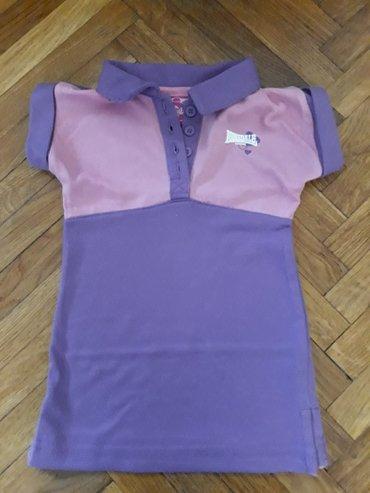 Haljinica-kasnije majica, tunika. Pamucna Lonsdale London. Velicina za - Belgrade