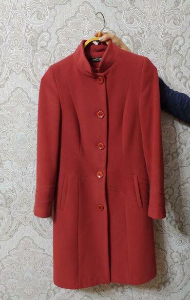 Продаю пальто в идеальном состоянии,размер s(42-44) Прошу 3000 сом
