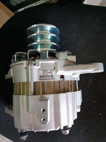Транспорт - Каныш-Кия: Продаю новый оригинал генератор isuzu 24вольт/ 50А. Прошу 15000 сом. Т