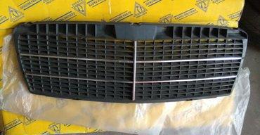 Продаю решетку радиатора на мерс w210 в Бишкек