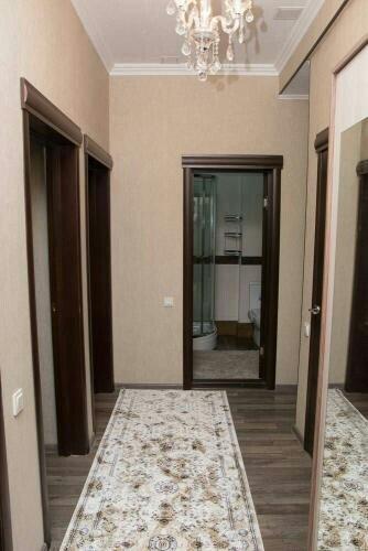 Сдается 2-хкомнатная квартира Исанова-Киевская со всеми удобствами в Бишкек
