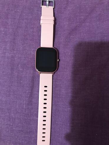 Colmi P8 Smartwatch Ροζ Έχει χρησιμοποιηθεί ελάχιστα! (Αγορά Νοέμβριος