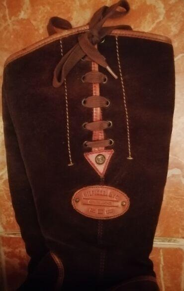 Tommy HILFIGER original kozne cizme.Extra kvaliteta,prelep