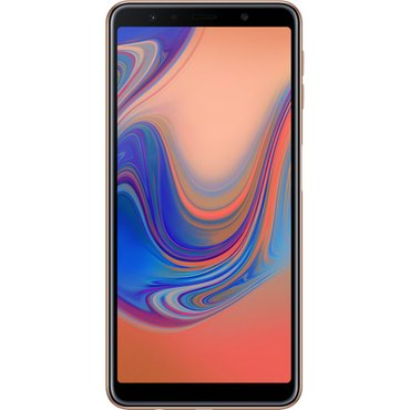 Qizilin satisi 2018 - Азербайджан: Новый Samsung Galaxy A7 2018 64 ГБ Золотой