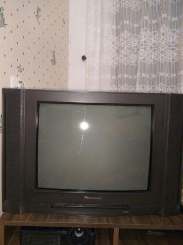 Bakı şəhərində телевизор panasonic. диаметор 52 см  в отличном состоянии