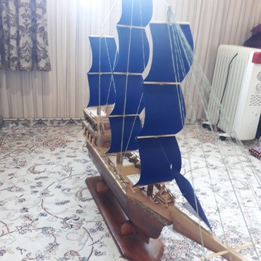 Модели кораблей - Бишкек: Продаю