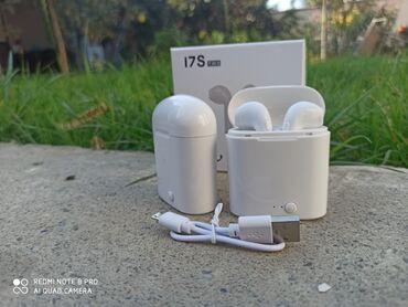 Продаётся беспроводные наушники I7s