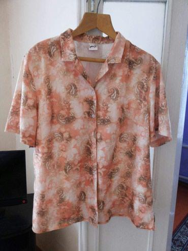 Новая рубашка! холодок. размер54... пишите на ватсап. в Бишкек