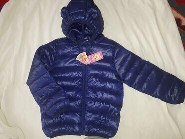 обувь в Кыргызстан: Новая куртка детская на осень  Размер на 5,6 лет