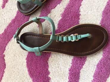 Ženska obuća | Kragujevac: Aldo mint sandale. broj 38. nosene nekoliko puta. ocuvane
