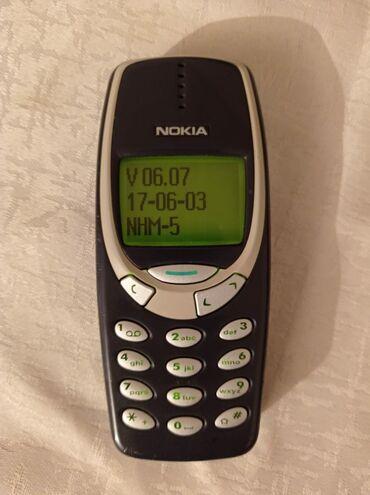Электроника - Ашагы-Гюздек: Nokia 3310.Mobitellden alınıb 2003 ci-ilden mendedir.3 gün zaryatka