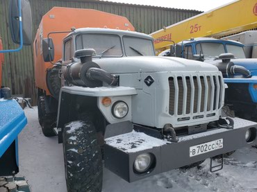 ПАРМ Урал-4320 передвижная мастерская в в Бишкек