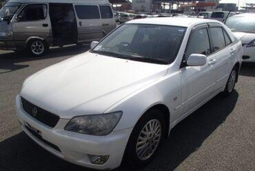 Toyota Altezza 2 л. 2003 | 160000 км