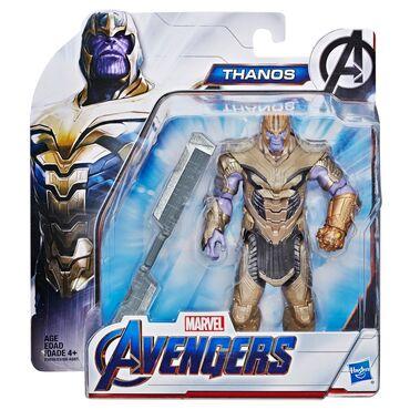 Figura - Srbija: Marvel Avengers Endgame Warrior Thanos Deluxe Figure  Visina