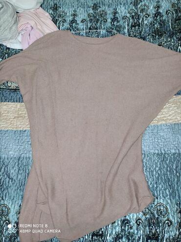 полосатая туника в Кыргызстан: Платья, туники, все по 200 сом. Состояние хорошее