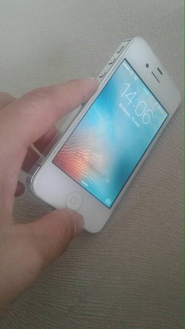 Продаю iphone 4s идял состаяние   срочно!! Срочно !!! in Лебединовка