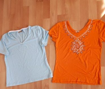 Dve majice S/M za 300! Jedna je Yessica. - Jagodina