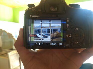 Canon 500D Az islenib tezeden secilmir Hec bir problemi yoxdur