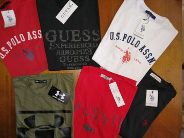 GUESS, POLO, NIKE, TOMMY, LACOSTE, EXTRA MAJICE M-2XL - Pancevo