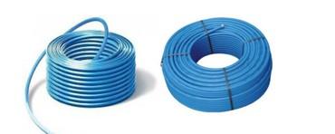 ПЭ труба синяя (PE 100) давление SDR 33, 5 атмосферТрубы напорные из