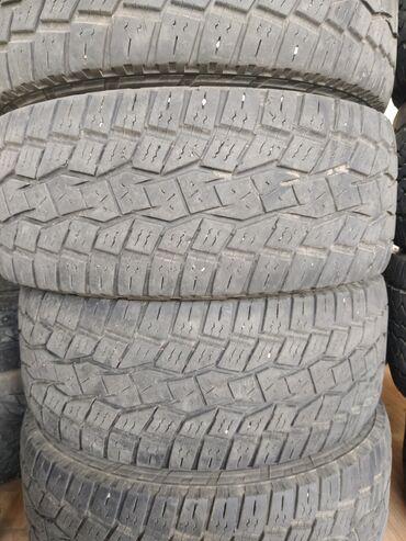 диски vossen r13 в Кыргызстан: Продаю Резину TOYO A/Т. 285/60/R18.В хорошем состоянии.Made in
