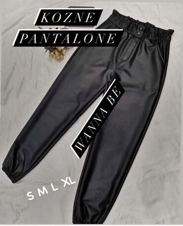 Pantalone legendu - Srbija: Kožne pantalone