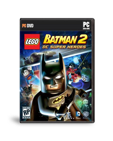 Lego batman 2 - igrica za pc / laptop - Nis