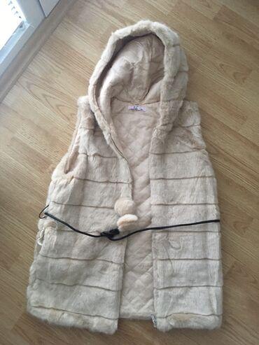 Dečija odeća i obuća - Lebane: Prsluk za uzrast 16 god Novi
