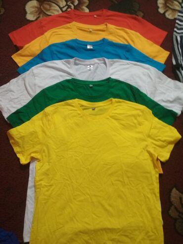 Мужская одежда - Джалал-Абад: Фудболка 100% хлопок оптом и в розницу есть другой расцветки