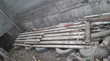 Продаю Трубы толстостенные б/у. ● 76 .  в Бишкек